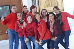 13022016 Eduardo, Coco, Paty, Brenda, Pily, Sandra, Ivonne, Pamela y Claudia.