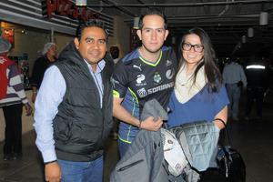 15022016 Gerardo, Jorge y Betty.