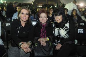 17022016 Rocío, Linda y Jenny.