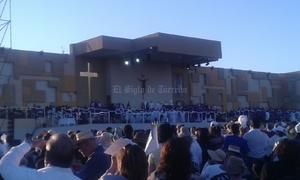 Francisco habló a los fieles sobre la misericordia.