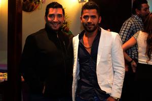 Agustín y Pepe