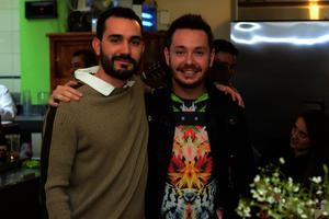 Rafael y Ángel