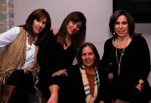 Cecy, Ana Cecila, Sonia y Nenabel