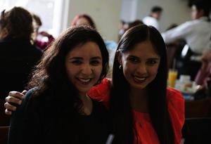 Karla y Dahena
