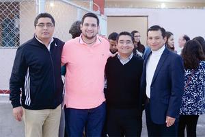 20022016 Juan, Eduardo, Samuel y Juan Carlos.
