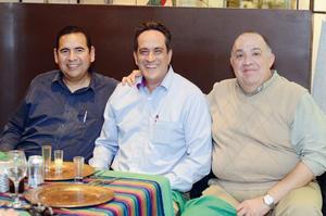 19022016 Martín, Gilberto y Ricardo.