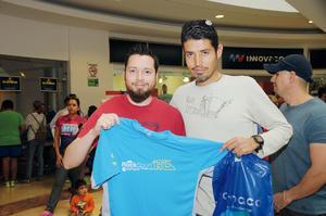 21022016 Carlos Haro y Néstor Velázquez.