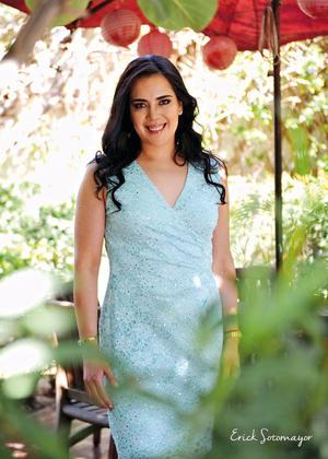 21022016 Frida Palacios García lució feliz en su despedida de soltera.- Érick Sotomayor Fotografía