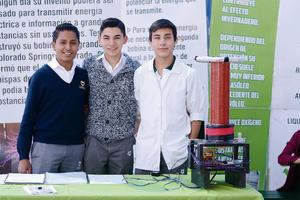 22022016 Damián, Salvador y Juan Pablo.
