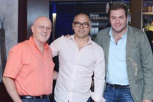 22022016 Claudio, Mario y Miguel.