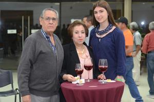 23022016 Alejandro, Silvia, Mavisa, Ramón, Jossie y Cruz.