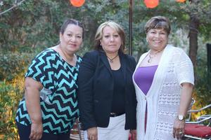 23022016 Coco, Lety y Gloria.
