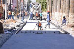 Antes del concreto habrá malla acerada.