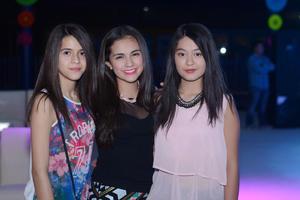 26022016 Karen, Pamela y Andrea.