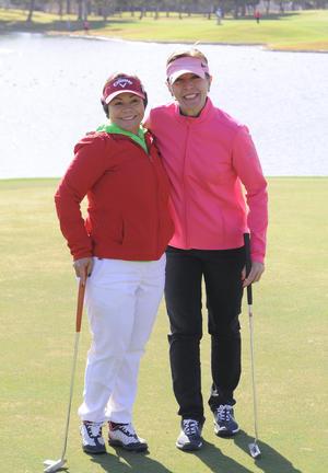 26022016 Elvira Pizarro y Mónica Hoyos.