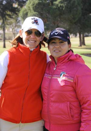 26022016 Claudia Velázquez y Lilian Brayan.