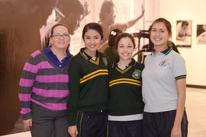 26022016 Ana Lilia, Violeta, Anhel y Andrea.