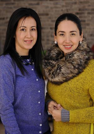 27022016 Gabriela de Jiménez y Leticia Elizondo.