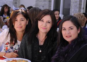 27022016 Vero, Sandra y Lucy.