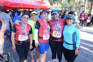 29022016 Rosy, Elba, Irma, Norma y Tina.