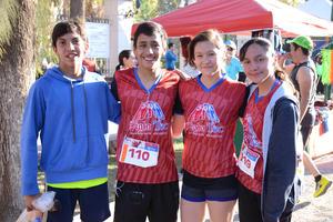 29022016 Mario, David, Sonia y Karla.