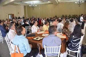 28022016 Asistentes de diferentes estados de la República Mexicana al Primer Encuentro Nacional de Escuelas Particulares.