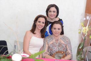 29022016 Clarisa, Cristina y Lupis.