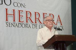 El político y empresario Carlos Herrera Araluce perdió la vida a los 80 años de edad.