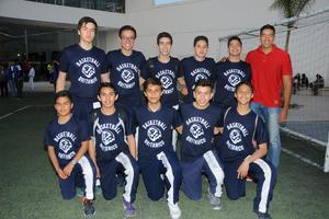 02032016 Las Leonas, equipo de futbol femenil juvenil A.