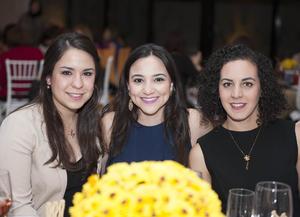 03032016 Melissa, Andrea y Nadia.