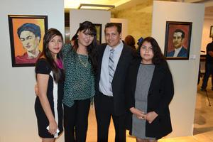 03032016 Zaida, Angélica, Ney y Astrid.