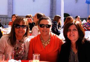 Lola, Cristina y Marytere