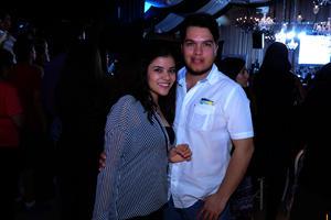 Claudia y Carlos