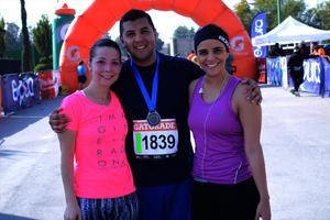 Andrea, Lalo y Bertha