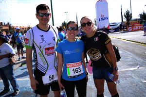 Fernando, Citlalli y Susana