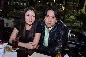 04032016 Michelle y Javier.