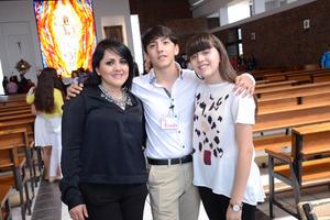 04032016 Verónica, Ricardo y Greta.