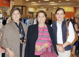 07032016 Maguis, Magaly y María Luisa.