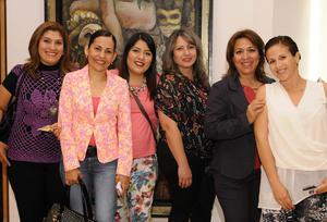 07032016 Alma, Abigail, Fanny, Sandra, Angela y Gaby.