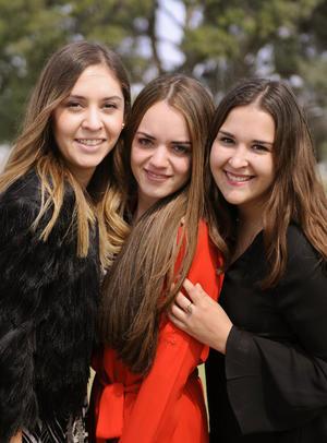 08032016 Mariana, Ileana y Luisa.