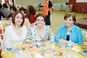 08032016 Cecilia, Estela y Claudia.