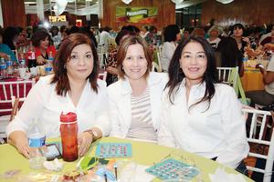 08032016 Alicia, Rocío y Mayela.