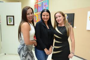08032016 Romina, Artemisa y Renata.