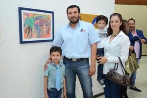 08032016 Jacobo, César, Santiago y Ada.