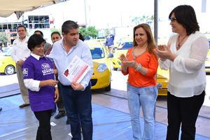 Dulce Pereda dijo que se han acercado diversas líneas de taxis que buscan replicar este programa, por lo que para el mes de abril se tiene proyectado el inicio de un nuevo curso.