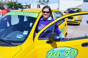 Las conductoras deberán pagar de 350 a 400 pesos diarios de renta.
