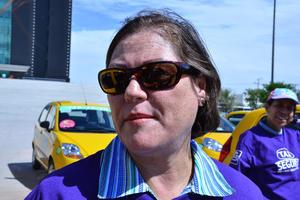 Dulce Pereda, directora del Instituto Municipal de la Mujer, dijo que se beneficiará a las mujeres con el autoempleo.