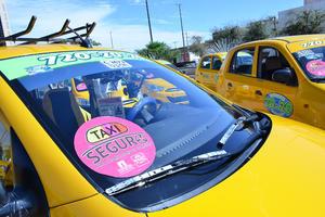 En el programa Taxi seguro para Mujeres, 17 operadoras brindarán servicio a mujeres, niños y adultos mayores.