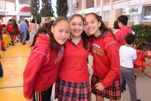 10032016 Gretel, Renata y Marcela.