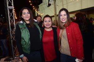 14032016 Mariana, Susana y Stephany.